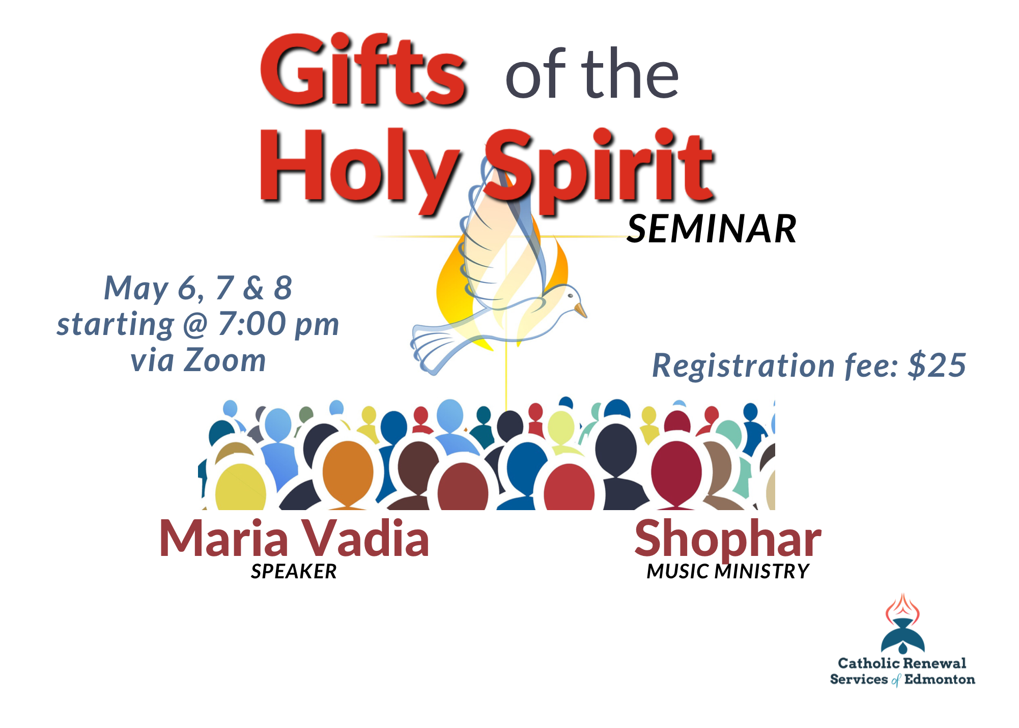 Gifts of the Holy Spirit Seminar